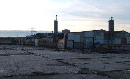 Abandoned Factory Near Dormagen View 2