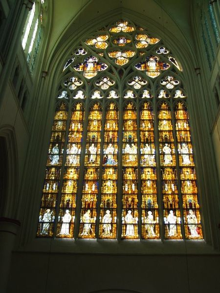 West Window Altenberger Dom