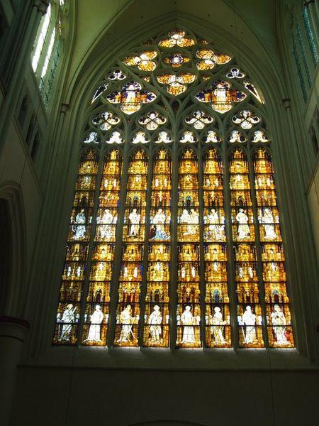 West Window Altenberger Dom