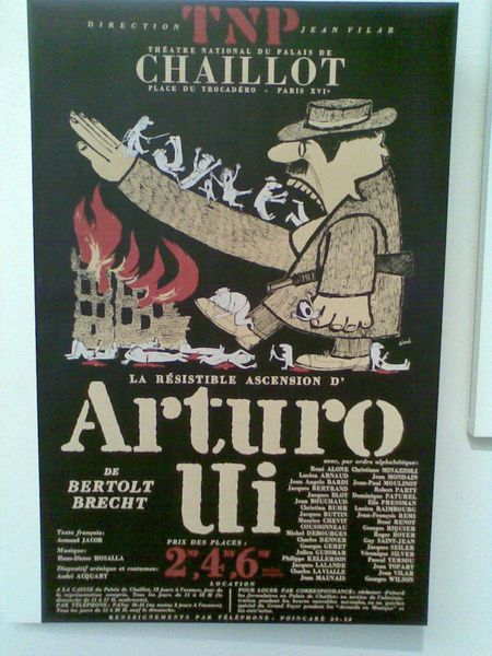 Arturo Ui Poster