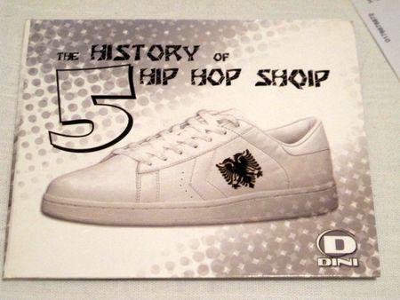 Hip Hop Shqip Front Cover