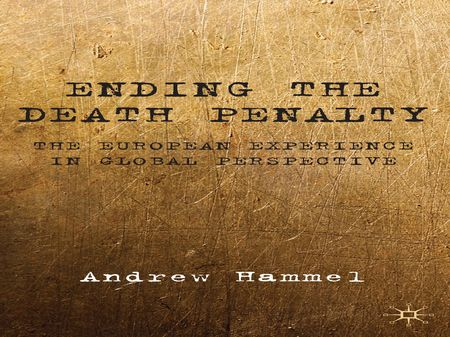 Ending the Death Penalty Front Cover
