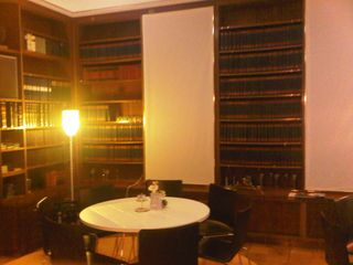 Ulbricht's Office General View