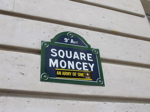 Square Moncey Army of One