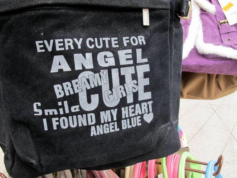 Breamy Girls Bag
