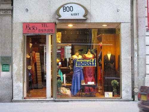 Boo Night Evening Dress Store