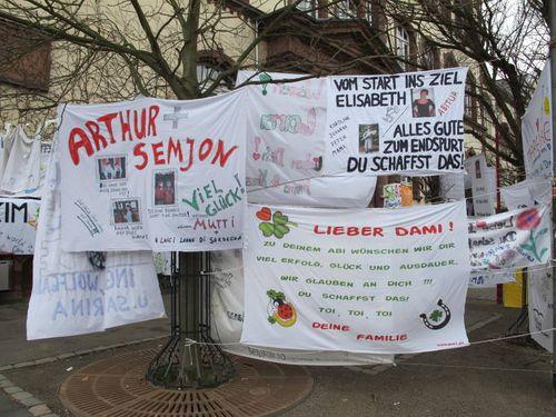 Abi Celebtration Posters Marburg