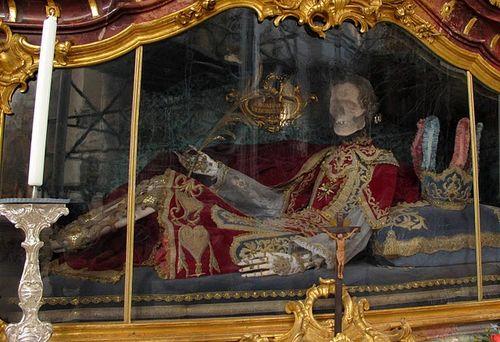 Ottobeuren Reliquary Shrine St. Bonifacius