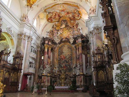 Ottobeuren Main Altar