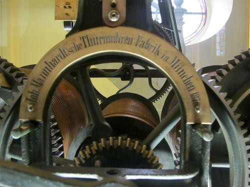 Clockwork Providenzkirche