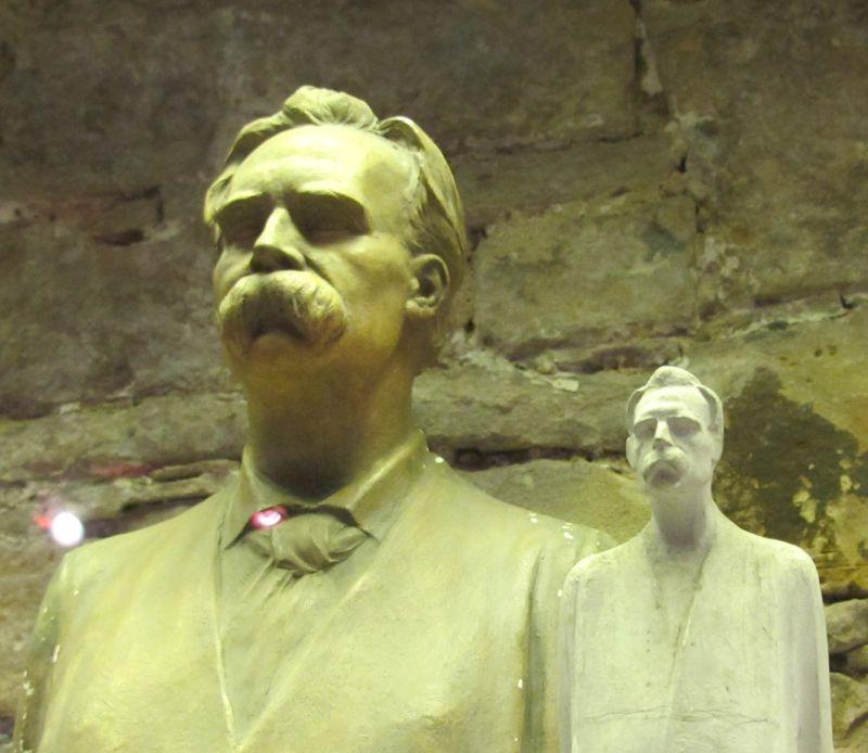 Nietszche Memorial Model MfSK Kassel