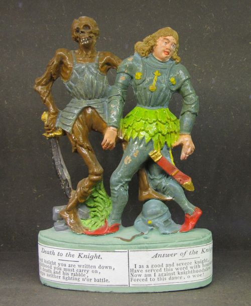 Totentanz Figure Knight MfSK Kassel