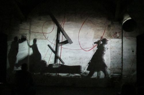 D13 The Refusal of Time by William Kentridge 2