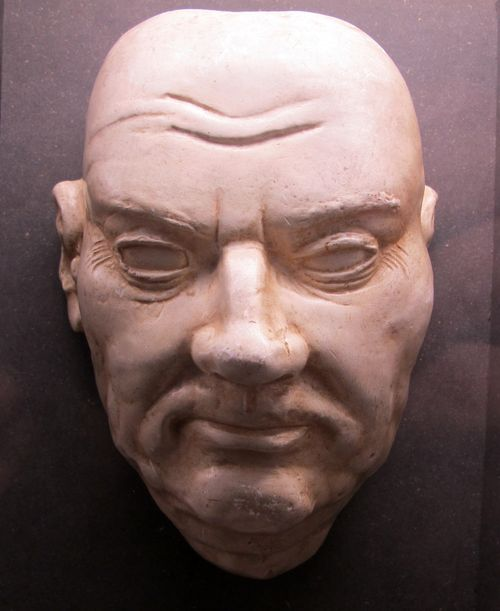 Martin Luther Death Mask MfSK Kassel
