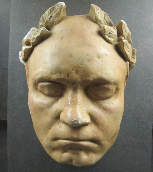 Beethoven Death Mask MfSK Kassel