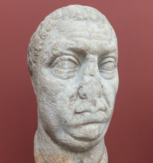 1-Copenhagen Portrait Bust of Vitellius