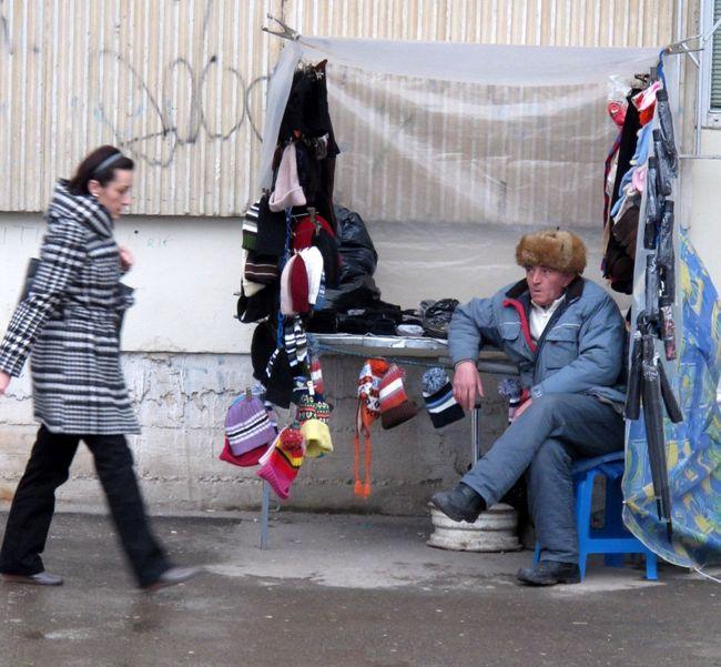 053 - Prishtina Hat Salesman