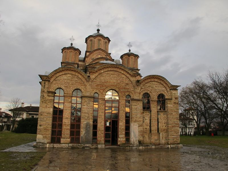100 - Gracanica Monastery Church