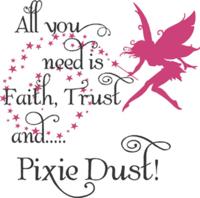 Magic pixie dust