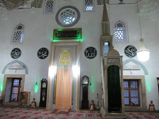 025 - Prizren - Interior of Gazi Mehmet Pasha Mosque
