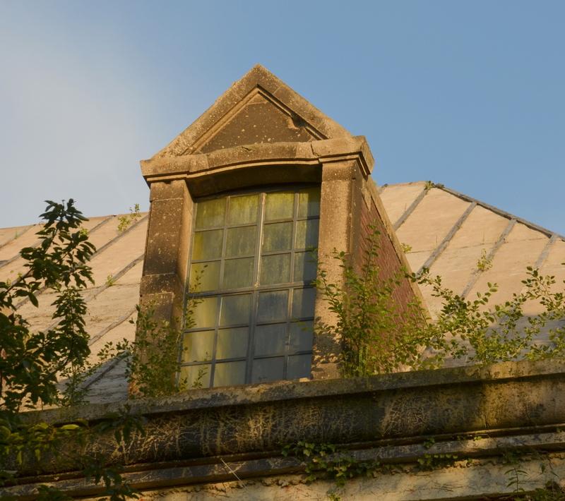 Rear Dormer Window Bunker Building