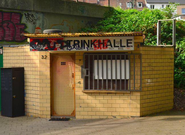 Trinkhalle Färberstrasse
