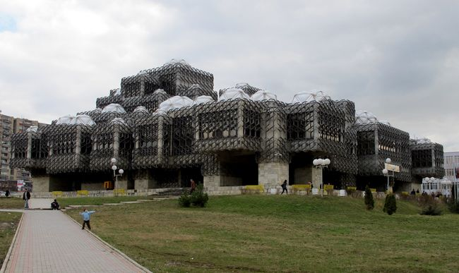 086 - Prishtina National and University Library