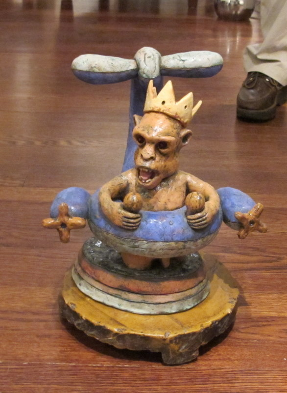 Angry Monkey King