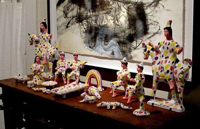 Curandero Figurines